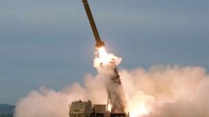Noord-Korea vuurt projectielen af op Japanse Zee