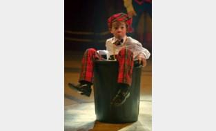 WIN. Duotickets voor Circus Barones in Leuven