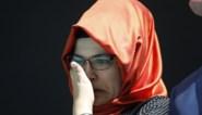 """Verloofde van vermoorde Saudische journalist Khashoggi: """"Ik wil weten wat er met zijn lichaam gebeurde"""""""