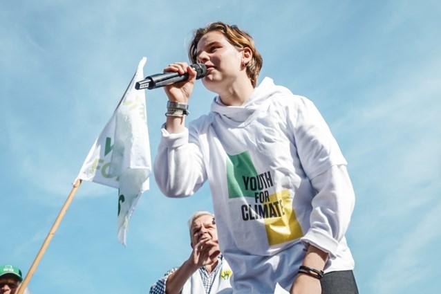 Anuna De Wever en co. met zeilboot vertrokken naar klimaattop in Chili