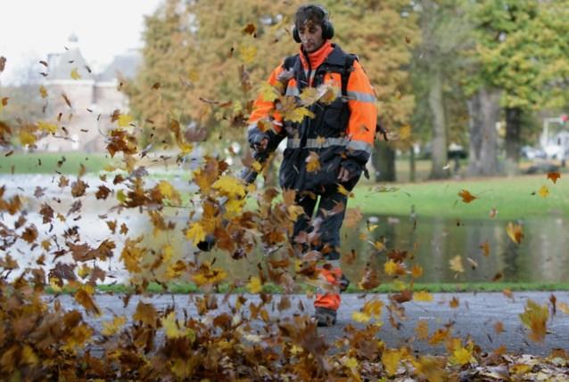 Gemeenten krijgen verbod op bladblazers en bosmaaiers: vervuilender dan 1.700 km autorijden