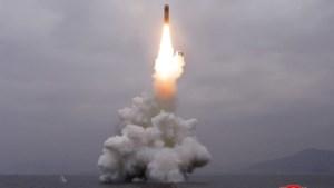 Noord-Korea heeft met succes nieuw type raket, vanuit onderzeeër, getest