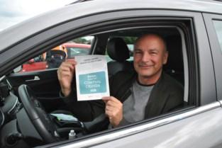 Deze campagne is eens iets anders: wie niét te snel rijdt, moet aan de kant