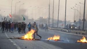 Opnieuw zes betogers doodgeschoten bij betoging in Irak