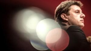 John Crombez (SP.A) stelt zich niet opnieuw kandidaat als partijvoorzitter