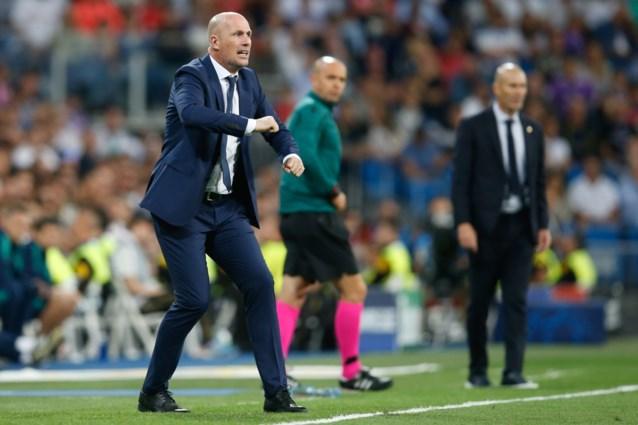 """Club Brugge-trainer Philippe Clement wuift klachten over """"verre verplaatsing"""" van AA Gent weg: """"Dan wordt het een soep"""""""