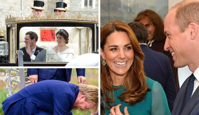 ROYALS. De pittige onthulling van Kate Middleton en en feest voor prins Emmanuel