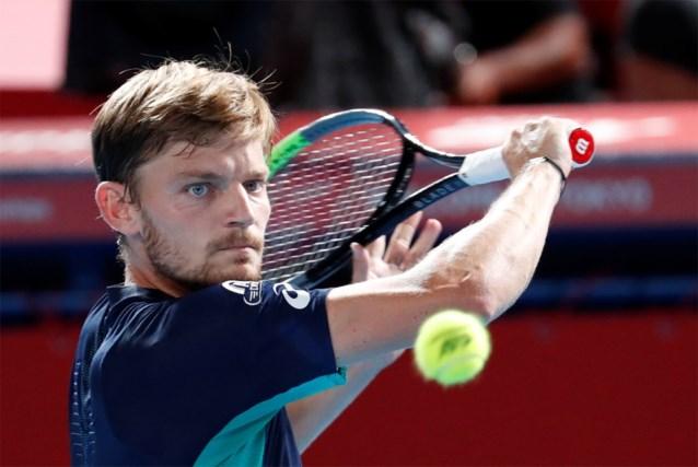 """David Goffin mag zich opmaken voor halve finale tegen Novak Djokovic: """"Hij is in vorm"""""""