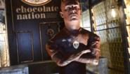 Eden Hazard heeft een chocolade standbeeld in Antwerpen