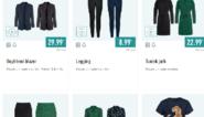 Aldi verkoopt petfles-kleren
