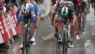 Mathieu Van der Poel toont zich en valt bijna in eerste koers sinds WK, maar Deceuninck-Quick Step schiet raak Münsterland Giro