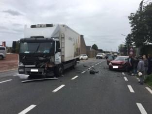 Opnieuw zwaar ongeval kruispunt 't Schipken