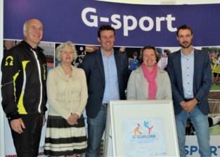 Extra uitdagingen voor G-sporters bij Sport Vlaanderen