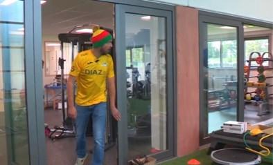 """Acteur uit Eigen Kweek en Bevergem stelt nieuw oefencomplex van Oostende voor: """"Een kapstok moeten ze nog kopen"""""""