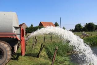 """Alle regen van de voorbije week heeft ook voordelen: droogtemaatregelen versoepeld maar """"situatie blijft zorgwekkend"""""""