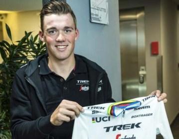 """Kersvers wereldkampioen Mads Pedersen: """"Mijn leven is veranderd. Maar ik wil dat het hetzelfde blijft"""""""