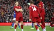 Winning streak van Liverpool gaat door, al valt winnende goal pas in minuut 95