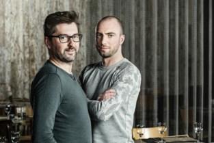 Ruzie tussen winnaars 'Mijn Pop-uprestaurant' Karel en Birger om naam 'Tjops'