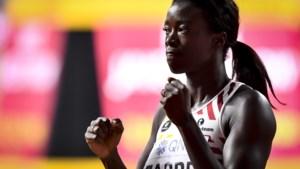 """Anne Zagré naar halve finale 100 meter horden: """"Ik heb nog iets in petto"""""""