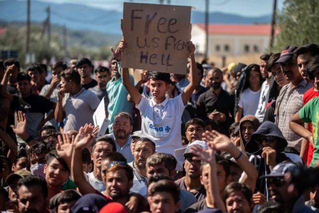 Griekenland en VS gaan nauwer samenwerken, duizenden Grieken komen op straat