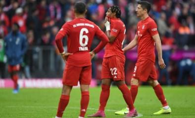 Vier dagen na historische 2-7 zege in Champions League verliest Bayern München op eigen veld tegen middenmoter