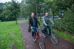 """Nieuw fietspad Fruithoflaan in Berchem na tien jaar eindelijk klaar: """"Meer bomen, meer groene ruimte en veiliger"""""""