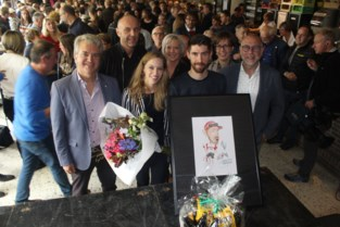 """""""Hét streekproduct van Gavere"""" rijdt op twee wielen: gemeente brengt eerbetoon aan wielrenner en Tourritwinnaar Thomas De Gendt"""