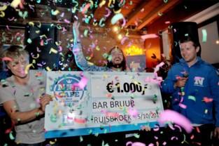 """Nog geen jaar open en Bar Bruur is al verkozen tot Beste Café van Vlaanderen: """"Dit is niet te geloven"""""""
