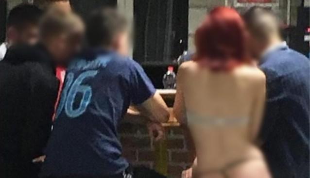 Voetbalbond veroordeelt seksschandaal bij lokale ploeg