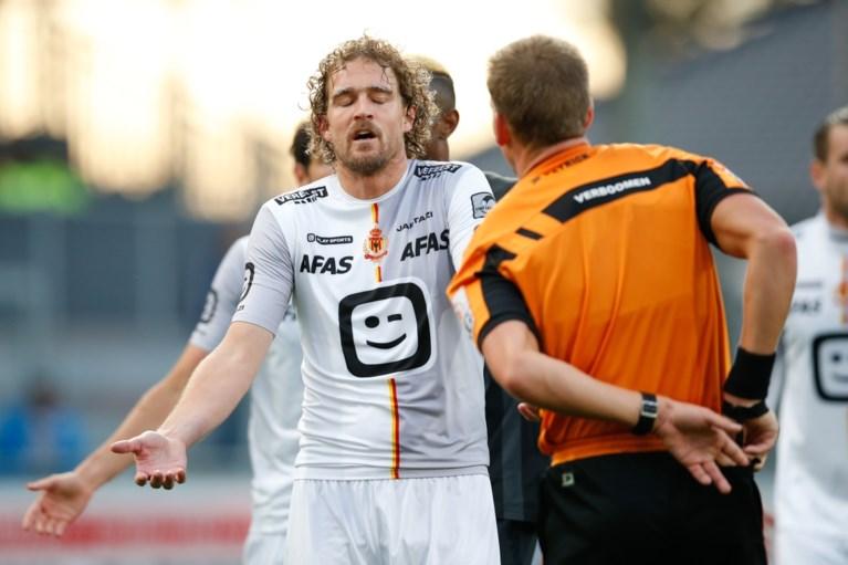 Zelfs vijftig minuten met mannetje meer is niet genoeg voor Eupen: KV Mechelen wint aan de Kehrweg