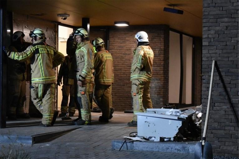 Plofkraak op bankkantoor van Argenta in Herselt: gebouw beschadigd, maar geen buit