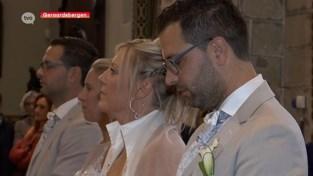 VIDEO. Identieke tweeling werkt samen, sport samen en trouwt nu ook samen