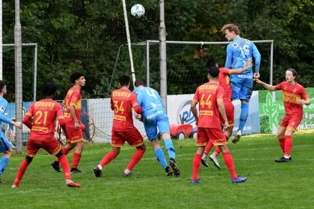 SK Lochristi A wint in Bornem.