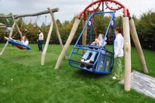 Deze bijzondere speeltuin garandeert niet alleen veel plezier, hij helpt ook kinderen revalideren