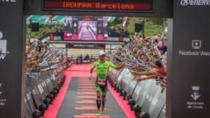 Snelste Ironman ooit voor Van Lierde levert geen zege op in Barcelona