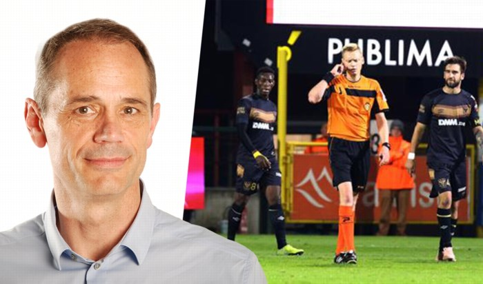 """Onze Chef Voetbal Ludo Vandewalle: """"De VAR is in ons land een misbaksel qua communicatie"""""""