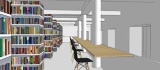 Bibliotheek met b van beleving