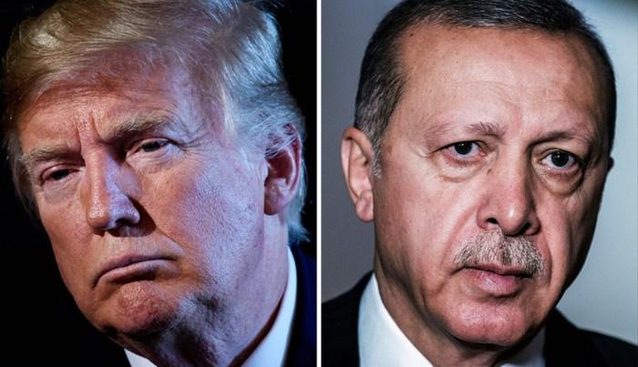 """Trump trekt troepen terug uit Syrië, Erdogan staat klaar om binnen te vallen: """"Deze oorlog wordt een hel"""""""