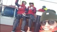 Tocht met zeilboot van Anuna De Wever kent eerste probleem: boot meert aan in Brest door defect