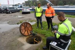 Riooldrones duiken ondergrond in op zoek naar barsten en wortelingroei: veel kosten-efficiënter