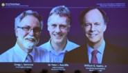 Nobelprijs voor Geneeskunde gaat naar twee Amerikanen en een Brit