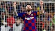 Barcelona staat er weer, en hoe! Suarez met een omhaal en Messi met een bloedmooie vrije trap scoren