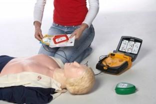 AED-opleiding (reanimeren en defibrilleren) op zaterdag 19 oktober