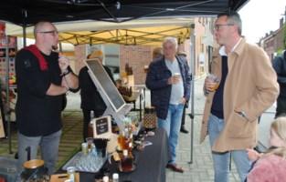 Regen grote spelbereker voor kermis en streekproductenmarkt in Wommersom