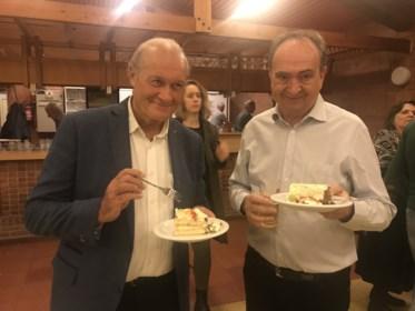 """Terugkeer Luc Verschueren ontketent stormloop op tickets Jacques Vermeire: """"Zo blij dat ik mijn copain terug heb"""""""