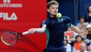 Geen stunt voor David Goffin in Tokio: Novak Djokovic is een maatje te groot