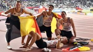 Eindelijk een WK-medaille: vijf redenen waarom het brons van de Belgian Tornados geen toeval is