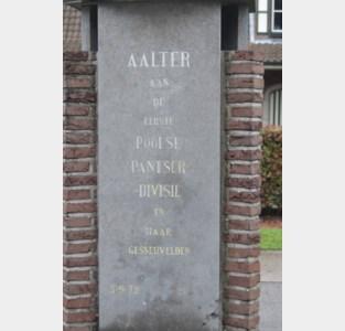 FOTO. Herdenking en bloemenhulde aan het Polenmonument