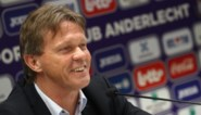 Frank Vercauteren zet meteen de toon als hoofdcoach bij Anderlecht: