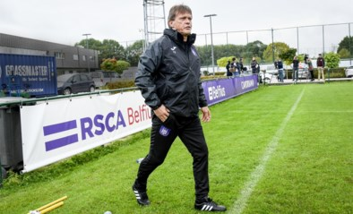 Hij zal het zelf nooit toegeven, maar Frank Vercauteren is bij Anderlecht uit op revanche